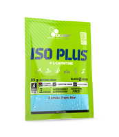 ISO PLUS+L-CARNITINE TROPIC BLUE 35G SASZETKA PL