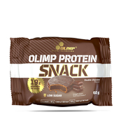 OLIMP PROTEIN SNACK 60 G DOUBLE CHOCOLATE
