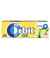 ORBIT APPLE 10 DRAŻETEK/14G