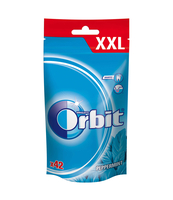 ORBIT PEPPERMINT XXL 42 DRAŻETKI/58G