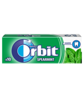 ORBIT SPEARMINT 10 DRAŻETEK/14G