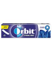 ORBIT STRONGMINT 5 LISTKÓW/13G
