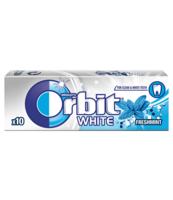 ORBIT WHITE FRESHMINT 10 DRAŻETEK/14G