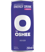 OSHEE ENERGY DRINK ACAI-GOJI 250ML 6-PACK
