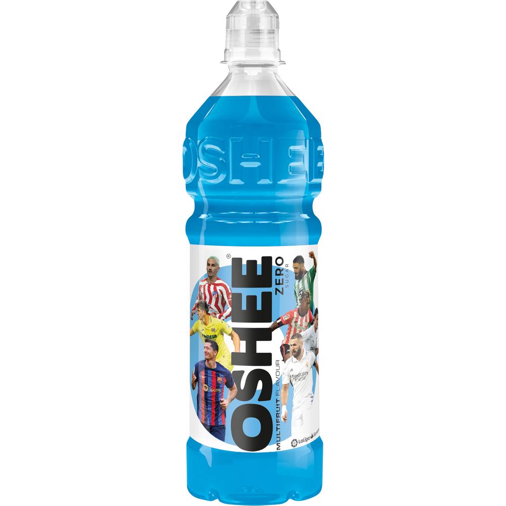 OSHEE ZERO DRINK MULTIFRUIT 750ML