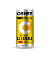 OSHEE VITAMIN PRO SHOT VITAMINA C 1000% 200ML