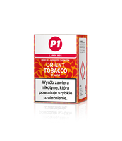 LIQUID DO E-PAPIEROSÓW P1 LARGE BOX 4X10ML Z AROMATEM: ORIENT TOBACCO 18MG/ML