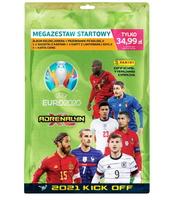 UEFA EURO 2020 KICK OFF 2021 MEGAZESTAW STARTOWY
