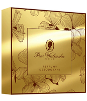 PANI WALEWSKA ZESTAW UPOMINKOWY (PERFUMY 30ML + DEO 90ML) GOLD
