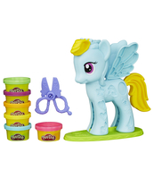 PLAY-DOH SALON FRYZJERSKI RAINBOW DASH
