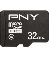 KARTA PAMIĘCI PNY MICROSD PERFORMANCE PLUS – SMARTPHONE EDITION 32GB