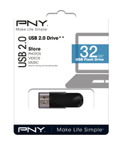 PNY PENDRIVE ATTACHÉ 4 32GB USB 2.0