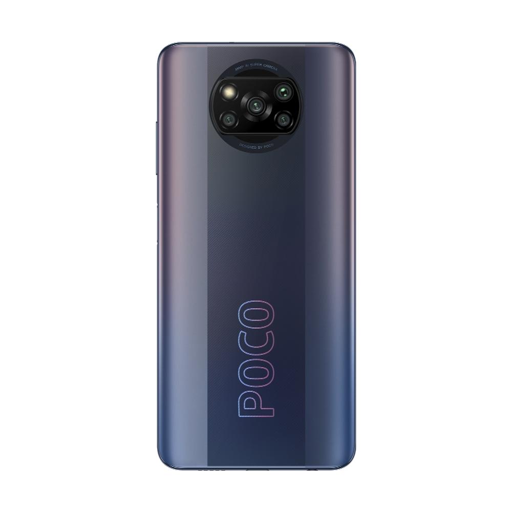 SMARTFON XIAOMI POCO X3 PRO NFC 8/256GB PHANTOM BLACK