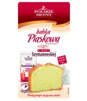 MIESZANKA CIASTO W FOREMCE BABKA PIASKOWA 290 G