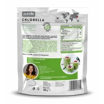 PURELLA FOOD CHLORELLA PROSZEK 100G