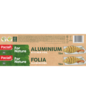 PACLAN FOR NATURE FOLIA ALUMINIOWA 15 M W KARTONIKU