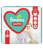 PAMPERS PANTS, ROZMIAR 3, 29 PIELUCHOMAJTEK