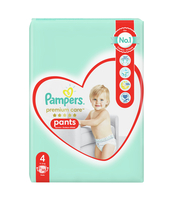 PAMPERS PREMIUM CARE PANTS, R4, 38 PIELUCHOMAJTEK