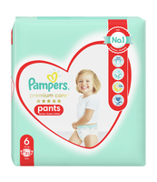 PAMPERS PREMIUM CARE PANTS, R6, 31 PIELUCHOMAJTEK