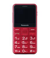 TELEFON GSM PANASONIC KX-TU150EXR CZERWONY