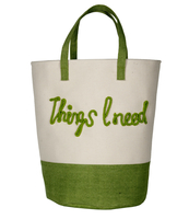 TORBA THINGS I NEED