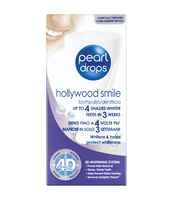 PEARL DROPS PASTA HOLLYWOOD SMILE NEW 50ML