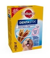 PEDIGREE DENTASTIX DUŻE RASY 270G*4