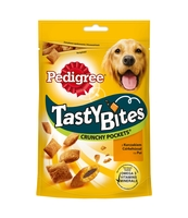 PEDIGREE TASTY BITES CRUNCHY POCKETS 95G