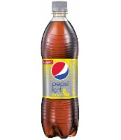 PEPSI LIGHT LEMON PET 1L