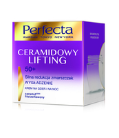 PERFECTA CERAMIDOWY LIFTING KREM 50+ 50 ML