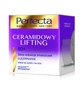 PERFECTA CERAMIDOWY LIFTING KREM 60+ 50 ML