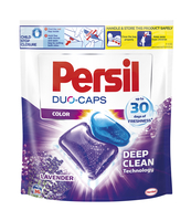 PERSIL DUO CAPS COLOR LAVENDER DOYPACK 36P