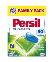 PERSIL DUO CAPS REGULAR 72WL BOX