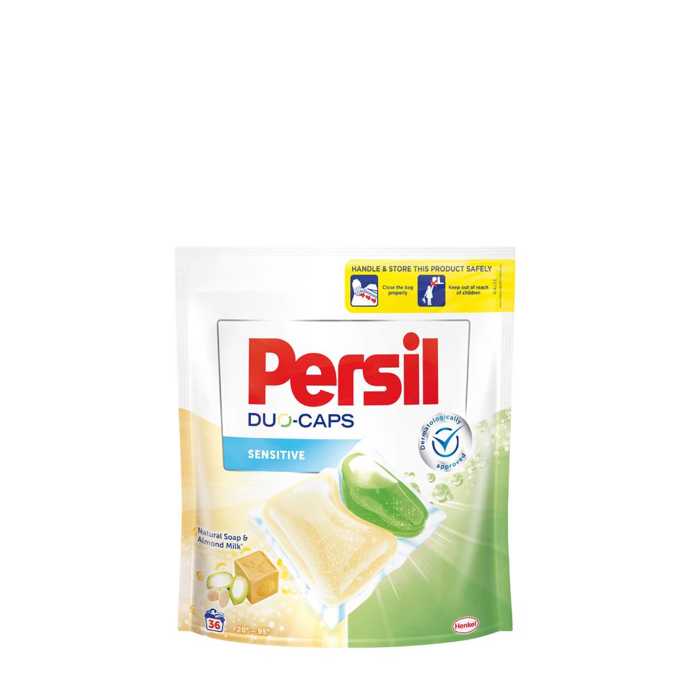 PERSIL DUO CAPS SENSITIVE DOYPACK 36P