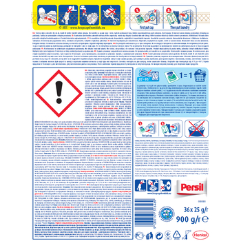 PERSIL DUO CAPS EMERALD WATERFALL 36P