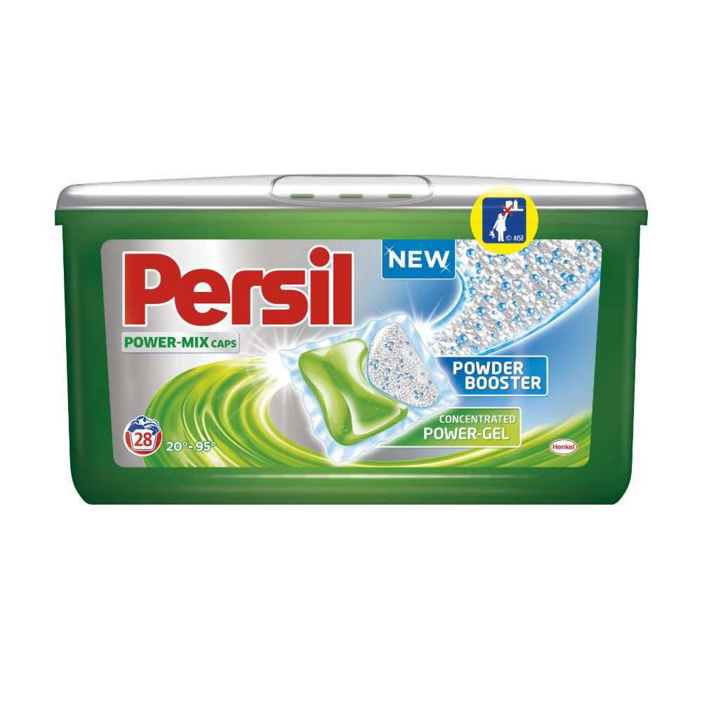 PERSIL POWER MIX REGULAR 28P BOX