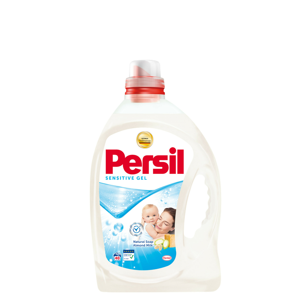 PERSIL GEL SENSITIVE 40P 2,92L