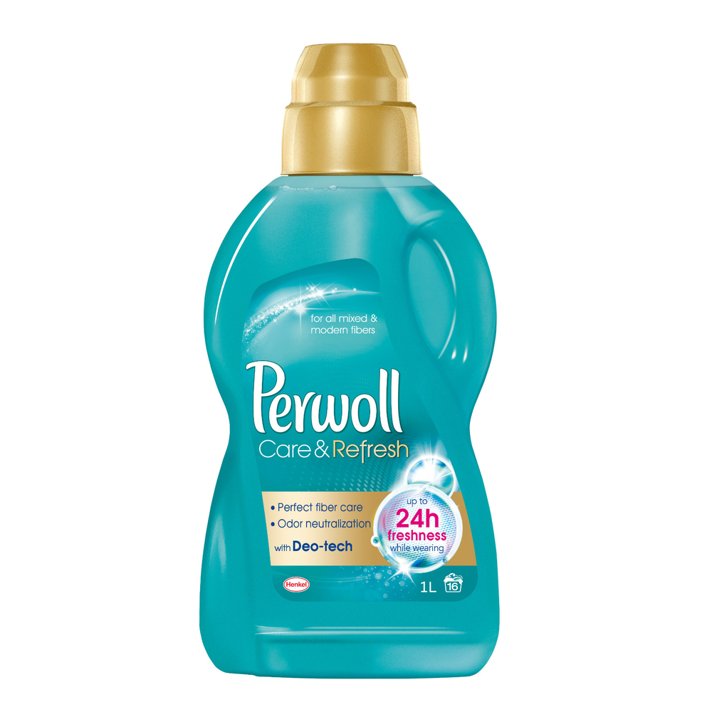 PERWOLL CARE & REFRESH 1L