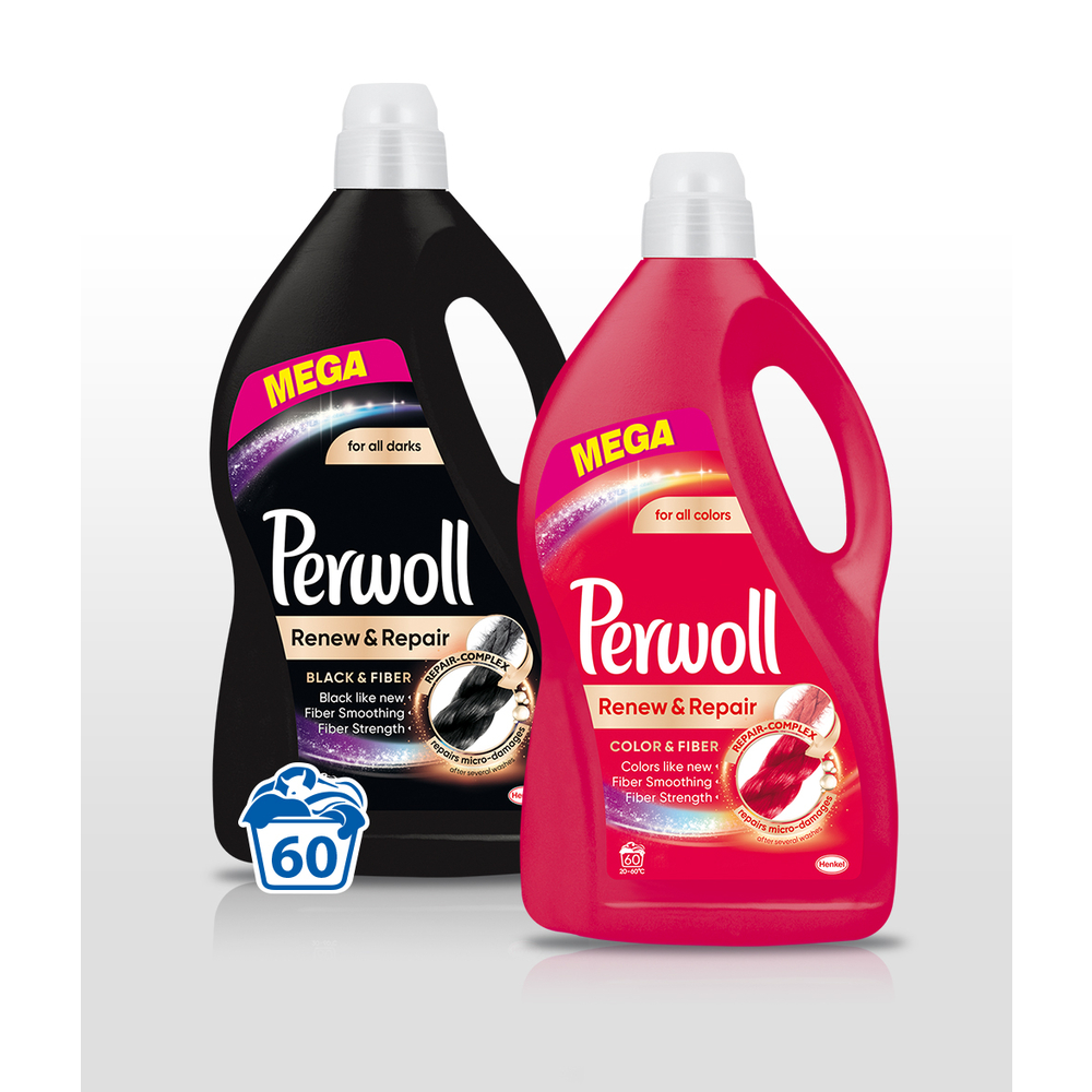 PERWOLL RENEW&REPAIR BLACK 3,6L