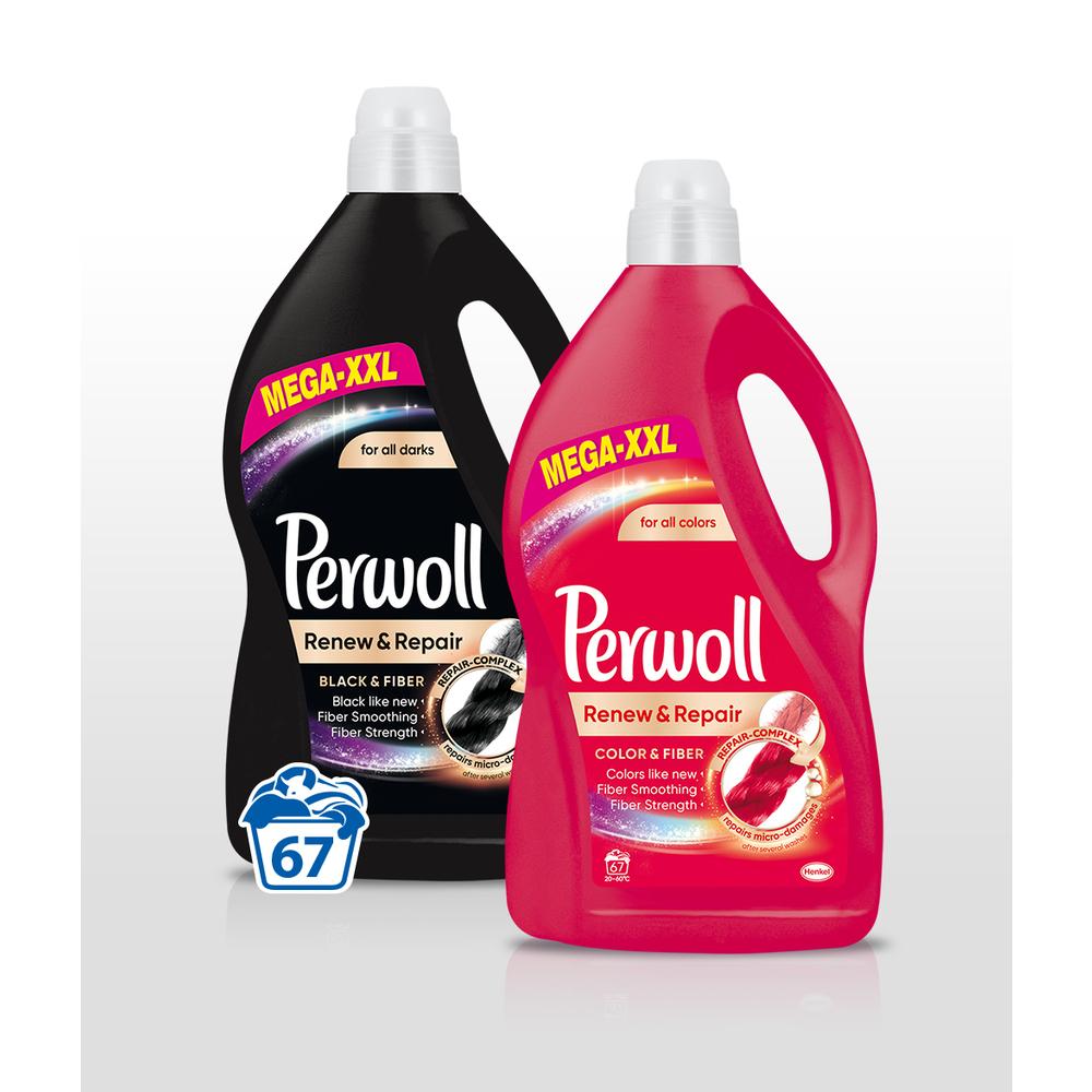 PERWOLL RENEW&REPAIR COLOR 4,05L