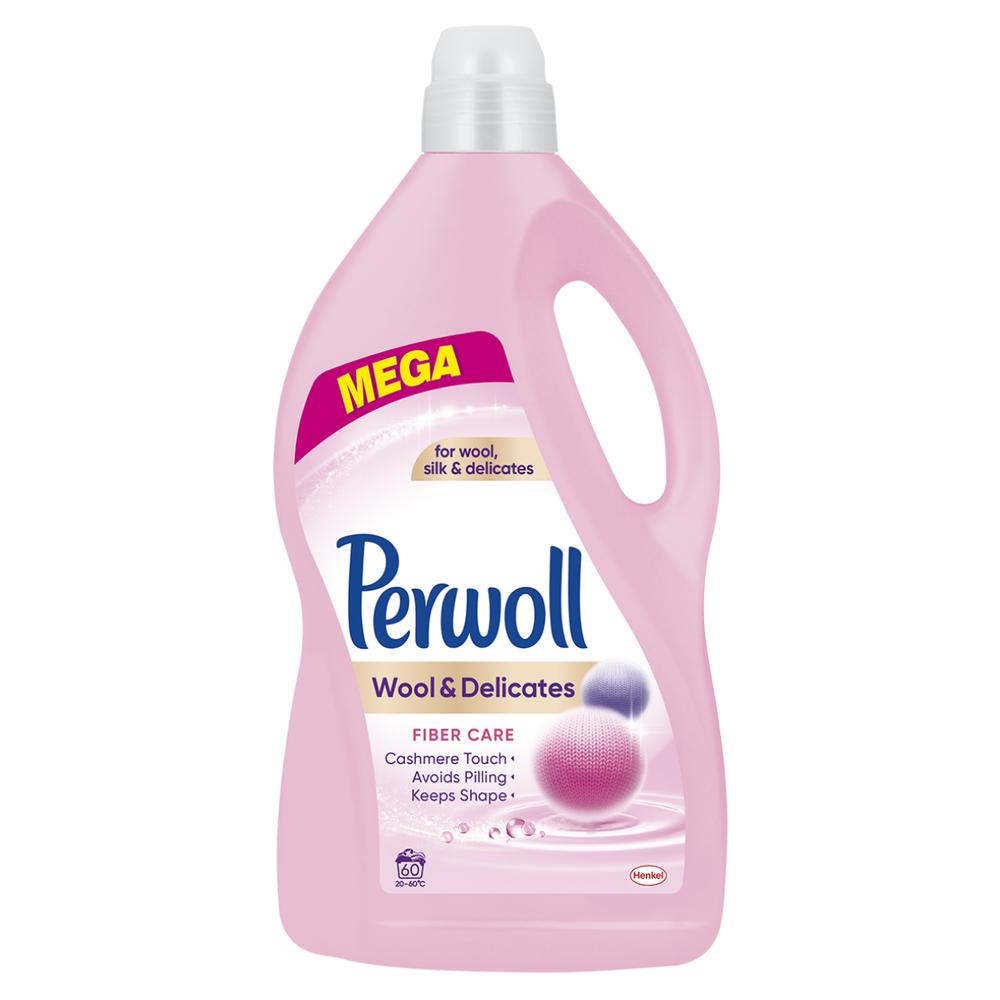 PERWOLL RENEW&REPAIR WOOL&DELICATES 3,6L