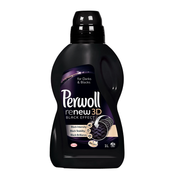 PERWOLL BRILLIANT BLACK 1L