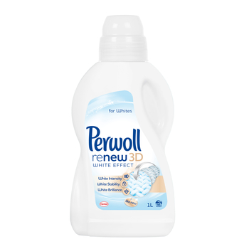 PERWOLL BRILLIANT WHITE 1L