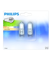 HALOGEN PHILIPS G9 42W 230V