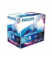 PŁYTA BLU-RAY RECORDABLE PHILIPS 25GB JC 10 SZT.