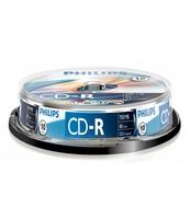 PŁYTA CD-R PHILIPS 700MB SP 10 SZT.
