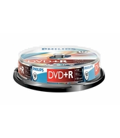 PŁYTA DVD+R PHILIPS 4,7GB SP 10 SZT.