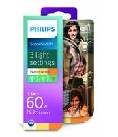 ŻARÓWKA LED PHILIPS 1,6–3–7,5 W E27