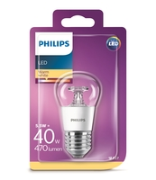 ŻARÓWKA LED PHILIPS 5,5W E27 CLEAR