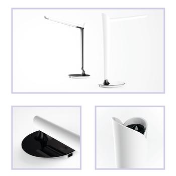 LAMPKA BIURKOWA + ŁADOWARKA USB PDL9, PLATINET